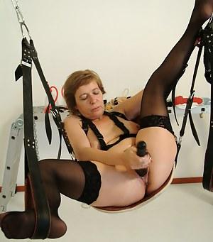 Free Mature BDSM Porn Pictures